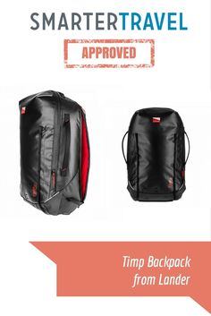 The ultimate backpack for both city and hiking vacations. Read our review.