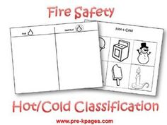 Free Printables for Fire Safety Week.  There are links to a scavenger hunt, sorting activities, cut and paste activities and more.  Get these great FREE products at:  http://www.pre-kpages.com/fire-safety-week-in-preschool/