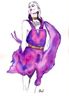 Palettes Of Fashion: Lanvin