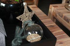 Kerstornamenten, kerstballen van de Intratuin