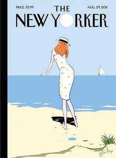 Sun in The New Yorker