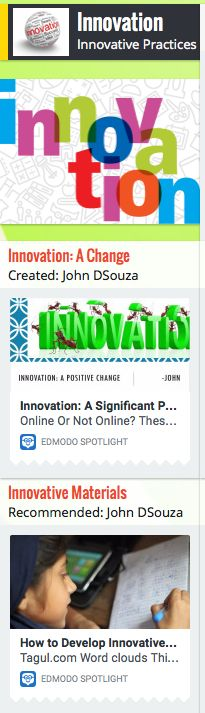 Innovation and Innovative Practices