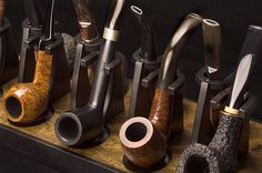 Nine pipe stand