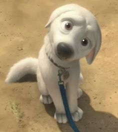 Bolt doing the dog face. I absolutely love this movie Disney Magic, Disney Art, Disney Movies, Disney Characters, Images Disney, Disney Pictures, Disney And Dreamworks, Disney Pixar, Donkey Images