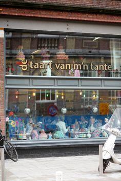 Herzstück - Amsterdam, De taart van m'n Tante