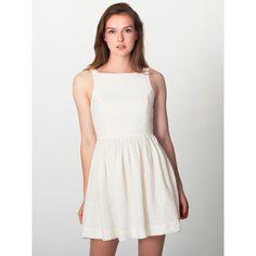 American Apparel Linen Sun Dress ($70)