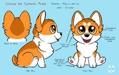 Ichabod the Optomistic Canine plush