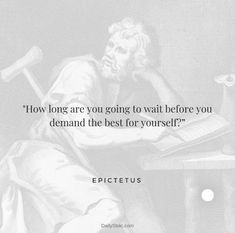 Today is the last day to join our Stoic Challenge. 2019 is here and it's time to get impatient with… Wisdom Quotes, Quotes To Live By, Life Quotes, Success Quotes, Stoicism Quotes, Impatience, Motivational Quotes, Inspirational Quotes, Monday Inspiration