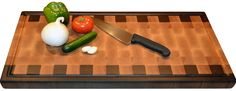 How to Finish and Maintain a Wood Cutting Board or Butcher Block