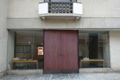 秋田に残る白井晟一建築  architecture of Japanese architect Seiichi shirai at Akita Prefecture, Japan