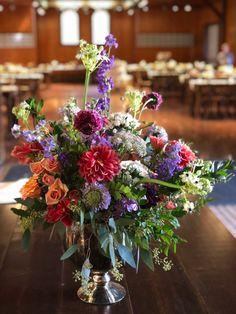Summer Wedding Reception - Floral Artistry The Coach Barn at Shelburne Farms Summer Wedding, Wedding Reception, Wedding Day, Shelburne Farms, Wedding Planning Tips, Vermont, Flower Designs, Wedding Styles, Beautiful Flowers