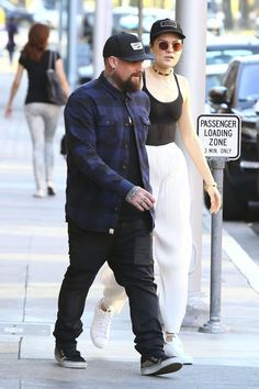 Benji Madden and Jessie J are seen leaving a meeting together in LA (Oct 20, 2016) Click here for post two.