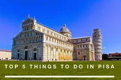 Travarella: ♚ Top 5 things you must do in Pisa ♚ #travel #Italy #Pisa http://www.travarella.com/2015/01/top-5-things-you-must-do-in-pisa.html