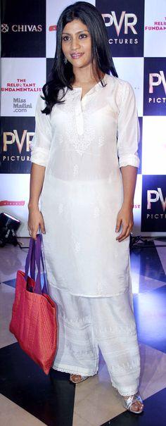 Konkana Sen Sharma in comfy wear