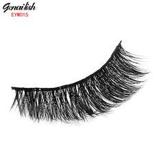 6f41ca1b84e Pair Handmade False Eyelashes and Super Long Messy Nature Paragraph Eyelashes  Beauty Makeup Mink Eyelashes