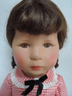 Kaethe-Kruse-Puppe-Maedchen-Dorte-47-cm-unbespielt-im-Karton