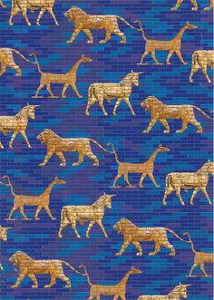 Postcard of Ishtar Gate of Babylon from Ute, Berlin, Germany