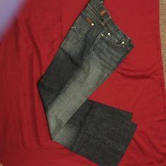 7 For All Mankind Jeans 32/34 7 For All Mankind Jeans 32/34. Only worn once or twice 7 for all Mankind Jeans Flare & Wide Leg