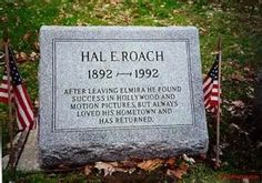 Father of the beloved Little Rascals. Woodlawn Cemetery Elmira, NY,
