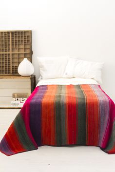 Vintage Frazadas Blanket                                                       …