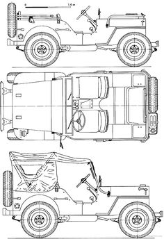 Error - Blueprint not found Jeep Willys, Cj Jeep, Cycle Kart, Jeep Drawing, Mini Jeep, Military Jeep, Wooden Car, Power Wheels, Army Vehicles