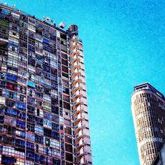 Copan and Ed Italia, Sao Paulo