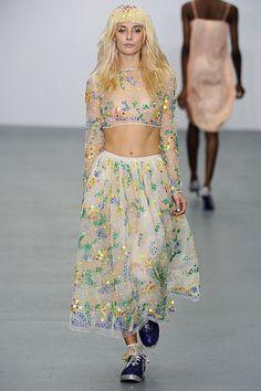 S/S 16 London Fashion Week - Ashish