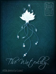 Amulet+-+The+Waterlily+by+Rittik.deviantart.com+on+@DeviantArt