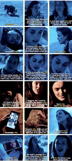 Punching me in the face would feel better than what it feels like to ship Fitzsimmons. #AgentsOfSHIELD