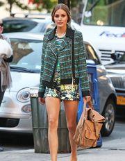 Olivia Palermo à Tribeca