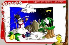Blog de los niños: Juegos educativos de Navidad para niños de Educación infantil.