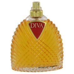 DIVA by Ungaro Eau De Parfum Spray (Tester) 3.4 oz (Women)