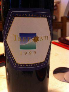 Wow. Supertuscan Trefonti (Cab, Sangiovese, Canaiolo Nero), Tenuta Valdipiatta, 1999 | Flickr – Condivisione di foto!