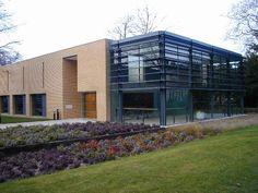 Allies and Morrison - Fitzwilliam College