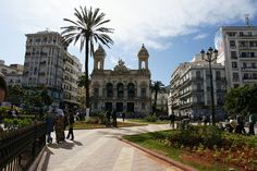 3. Algeria  There are a few UNESCO World Heritage Sites in Algeria (including Roman and even Phoenician ruins at Tipasa, Djémila, and Timgad), some French colonial architecture in Algiers and other cities along the coast, and the vast southern portion of the country that's part of the Sahara desert. Algeria is a country where you can enjoy a Mediterranean holiday (albeit a different one than you'd get in Spain or France, of course) and a day later set off on a trek into the Sahara.