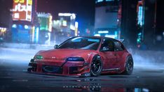 Top 10 Cyberpunk Car Renders Designed by Concept Artist Khyzyl Saleem Le Mans, Top Gear, Tuning Motor, Civic Eg, Car Interior Design, Honda Cars, Drifting Cars, Tuner Cars, Car Posters
