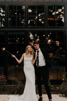Modern Romantic Wedding Inspiration in Minimal Ranch Home Alyssa Kristin Bridal Sydney Stretch crepe gown with classic Uneckline and backline Side features nude mesh v. Wedding Goals, Wedding Pics, Wedding Styles, Wedding Colors, Perfect Wedding, Dream Wedding, Wedding Day, Sydney Wedding, Wedding Events