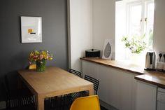 serene kitchen! #kitchen