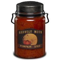 McCall's Candles - 26 Oz. Pumpkin Spice has a striking blend of nutmeg, cinnamon, orange and cloves. This autumn favorite will knock you off your feet. Perfect for warming up those crisp fall evenings