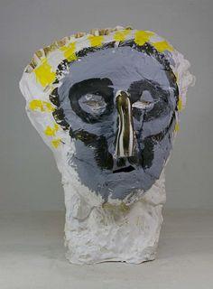 Koji Nakano Sculpture roid works gallery Tokyo ¥100,000