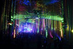 Electric Forest Festival Double JJ Resort