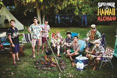 SUPER JUNIOR - Memory In Hawaii [ALOHA] 200p Photobook+DVD+Postcard Set+Poster