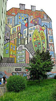 Street Art in Wroclav