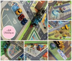 Michi Photostory: Playmat for Kids