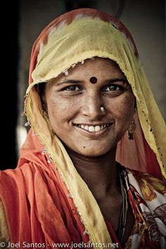 Young Lady from Rajasthan