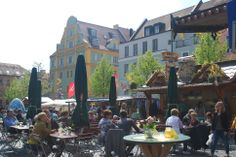 "Ingolstadt, Place ""Paradeplatz"" https://www.facebook.com/destinationbaviere"
