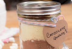 Mistura Caseira para Chocolate Quente