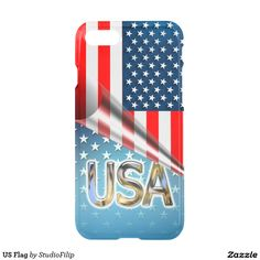 US Flag iPhone 7 Case