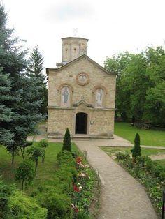 Manastir Koporin http://en.wikipedia.org/wiki/Koporin_Monastery