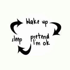 Looks like my daily cycle!
